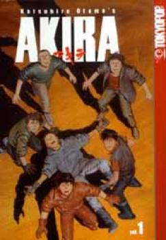 Akira cinemanga vol 1