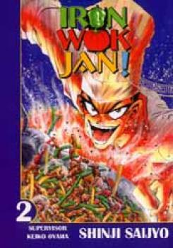 Iron wok Jan vol 02 GN