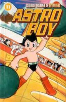 Astro boy vol 11 TP