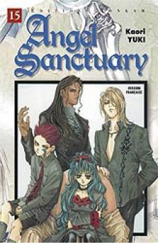 Angel sanctuary tome 15