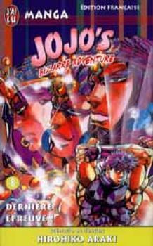 Jojos bizarre adventure tome 08