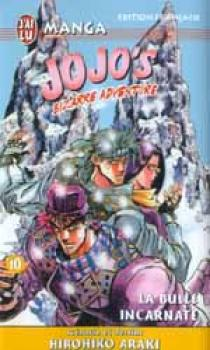 Jojos bizarre adventure tome 10