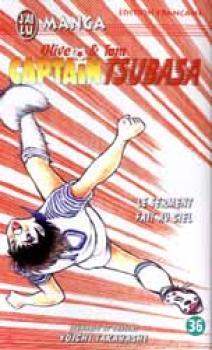 Captain Tsubasa tome 36