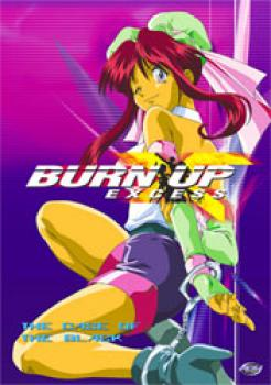 Burn Up Excess vol 4 The case of the black diamonds DVD