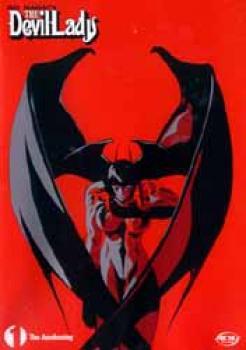 Devil lady vol 1 The awakening DVD