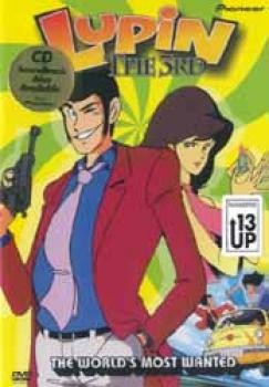 Lupin the 3rd vol 01 The worlds most wanted DVD
