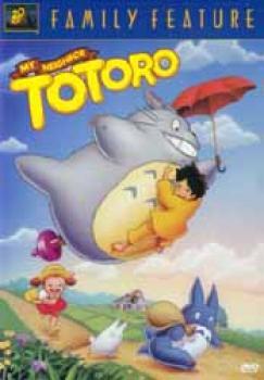 My neighbor Totoro DVD