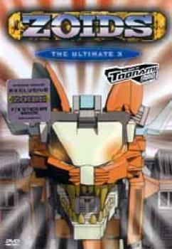Zoids vol 6 The ultimate X DVD