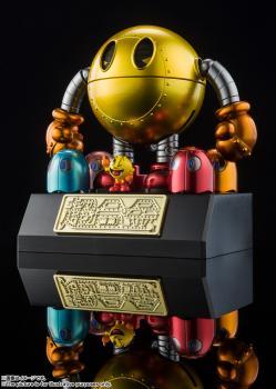 Pac-Man Chogokin Diecast Model
