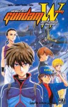 Gundam wing tome 4