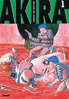 Akira boek 01 Nederlandse versie