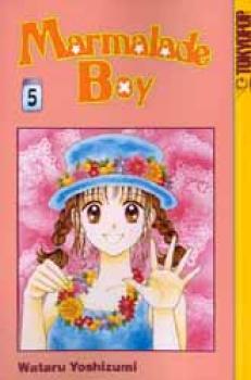 Marmalade boy vol 05 GN
