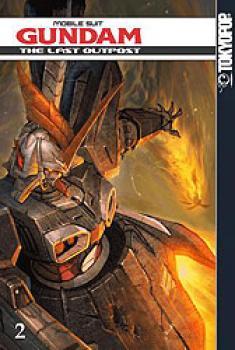 Gundam wing Last outpost vol 2 GN