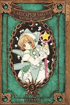 Cardcaptor Sakura Master of the Clow vol 03 GN