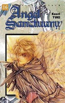 Angel sanctuary tome 16