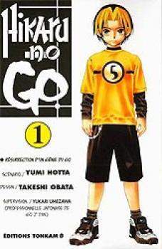 Hikaru no go tome 01