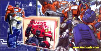 Transformers re-issue 00 Convoy (Optimus prime)