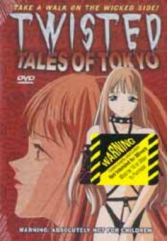 Twisted tales of Tokyo DVD