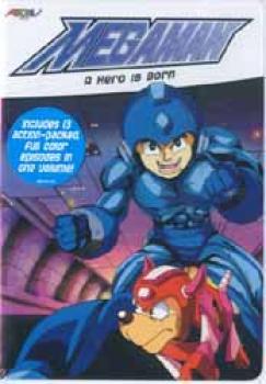 Megaman vol 1 DVD