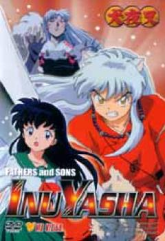 Inu Yasha vol 03 Fathers & sons DVD