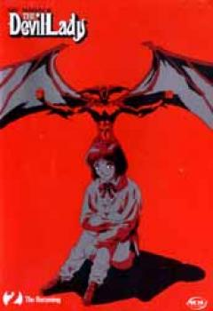 Devil lady vol 2 The becoming DVD