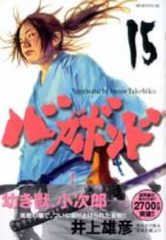 Vagabond manga 15