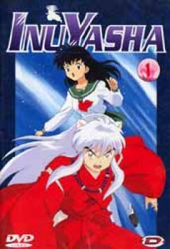 Inu yasha vol 1 DVD PAL