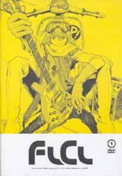 FLCL Foolie Coolies vol 01 DVD PAL NL/FR