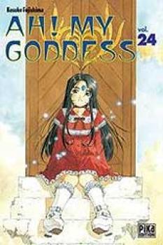 Ah my Goddess tome 24