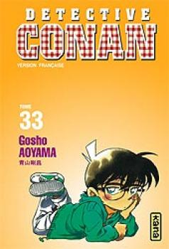 Detective Conan tome 33