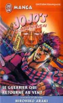 Jojos bizarre adventure tome 11