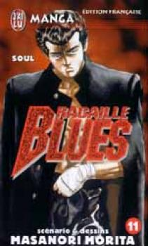 Racaille blues tome 11