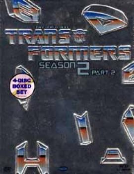 Transformers Season 2 Box set 2 DVD