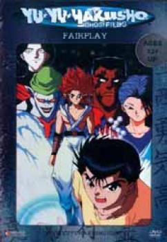 Yu yu Hakusho Spirit detective vol 11 Dark tournament - Fair play DVD