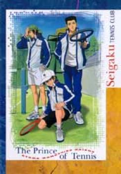 Tennis no ojisama mini notebook 0902A
