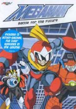 Megaman vol 2 DVD