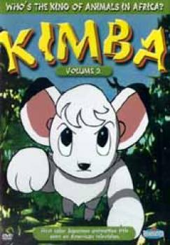 Kimba vol 2 DVD