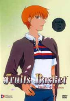 Fruits basket vol 3 Puddles of memories DVD
