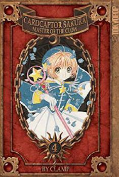 Cardcaptor Sakura Master of the Clow vol 04 GN