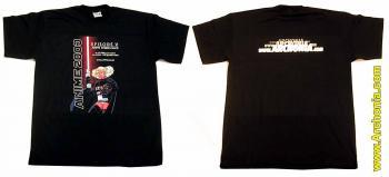 Official Anime 2003 con T-shirt XXL