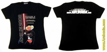 Official Anime 2003 con T-shirt Girly fit M