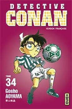 Detective Conan tome 34