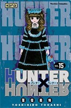 Hunter X Hunter tome 15