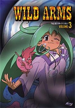 Wild arms vol 3 Return of Laila DVD