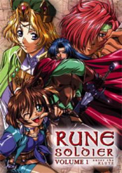 Rune soldier vol 1 Enter the Klutz DVD