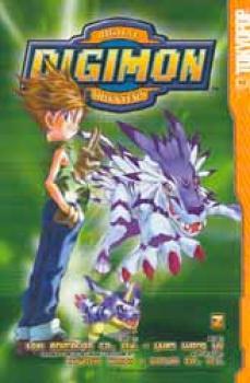 Digimon vol 2 GN
