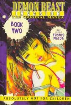 Demon beast invasion The original manga book 2