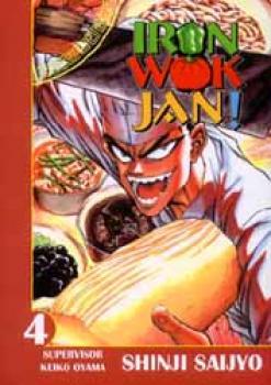 Iron wok Jan vol 04 GN