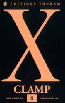 X 1999 Nouvelle edition tome 08