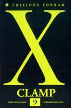 X 1999 Nouvelle edition tome 09